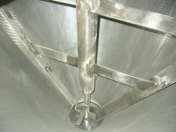 Crystallizing Dryer